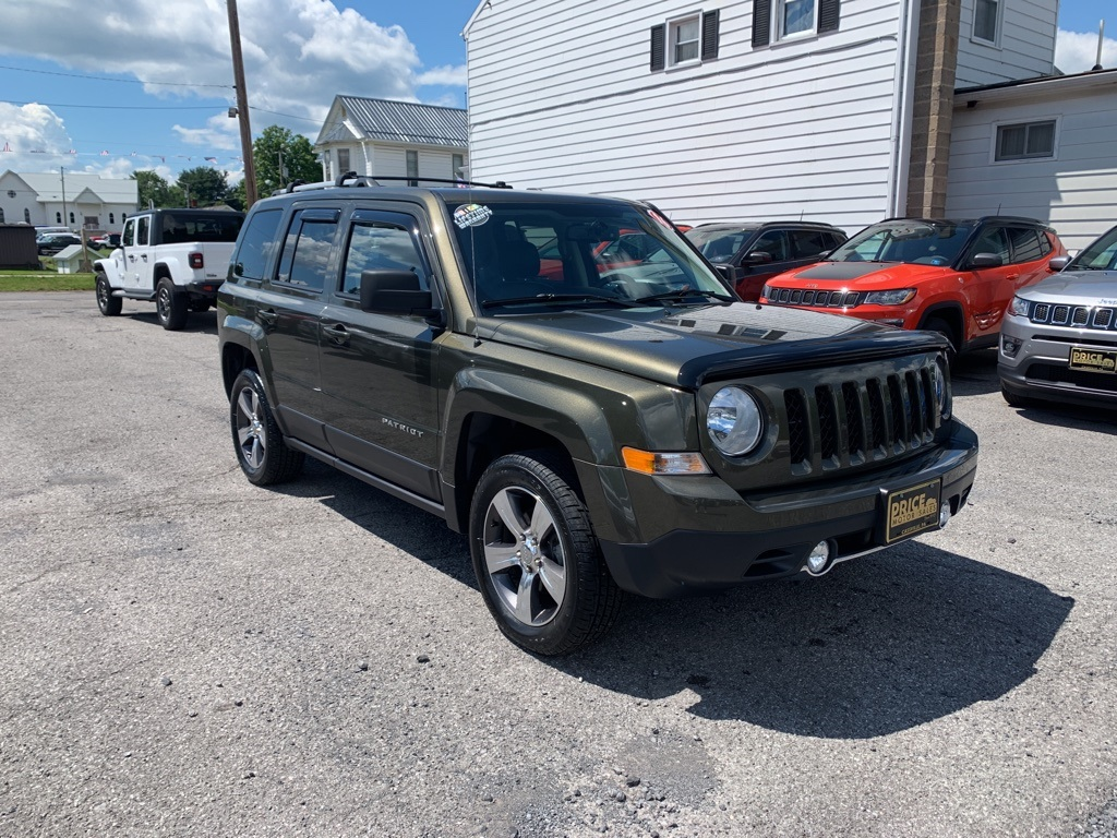 Pre-Owned 2016 Jeep Patriot High Altitude