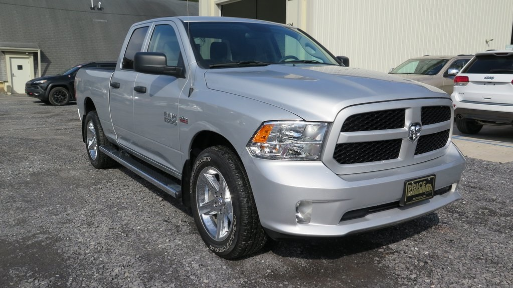 Pre-Owned 2018 Ram 1500 Express 4D Extended Cab in ...