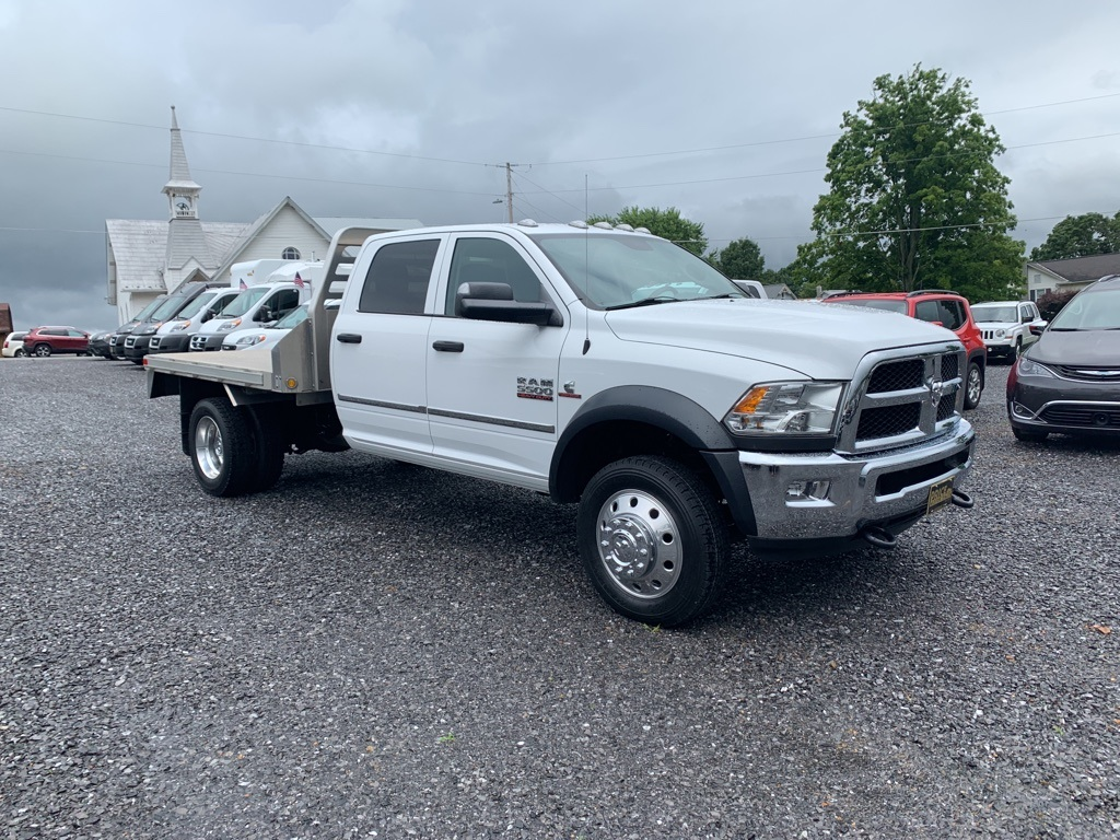 Pre-Owned 2016 Ram 5500HD Tradesman