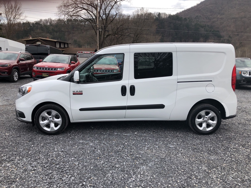 Pre-Owned 2018 Ram ProMaster City Tradesman SLT