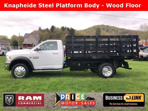 New 2018 RAM 5500 Chassis Cab Harvest Edition
