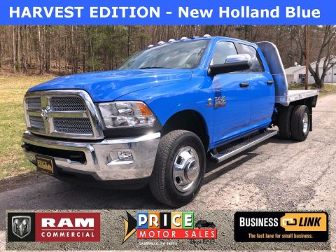 New 2018 RAM 3500 Chassis Cab Harvest Edtion